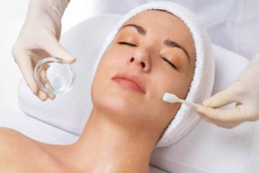 Skin Care Tips after Chemical Peel